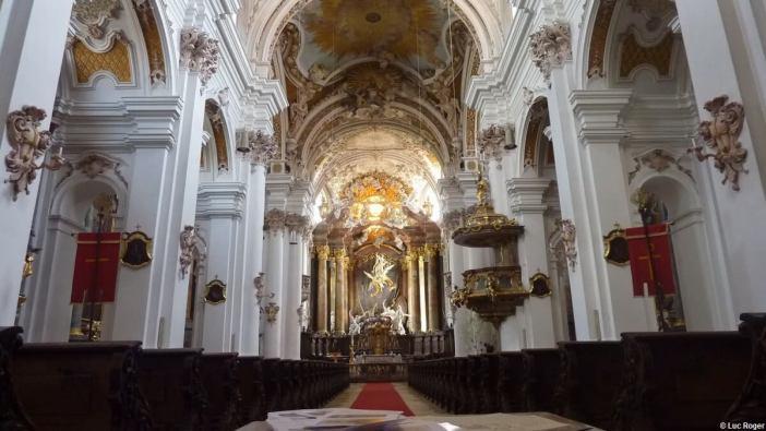 Abbaye de Rohr en Basse Bavière