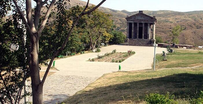 Arménie temple de Garni
