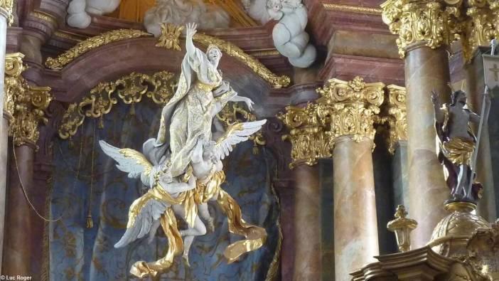 Assomption de la vierge Abbaye de Rohr
