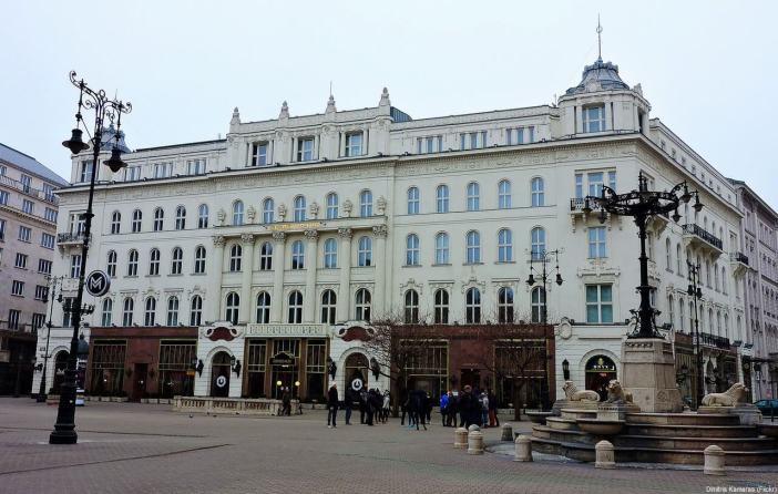 Café Gerbeaud à Budapest