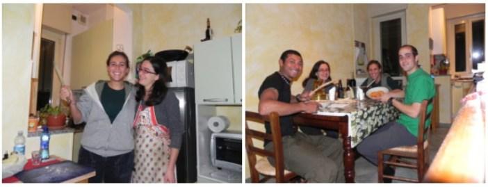 Couchsurfing à Torino chez Mara et Marta
