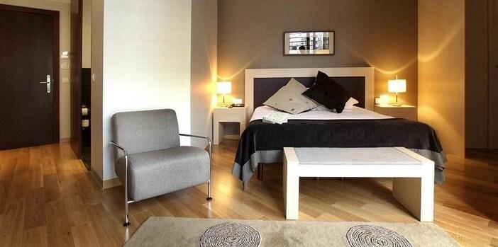 Hotel villa emilia Barcelone