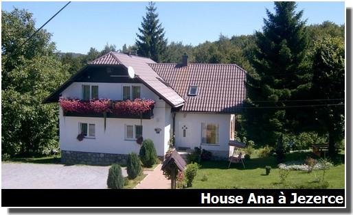 House ana Jezerce