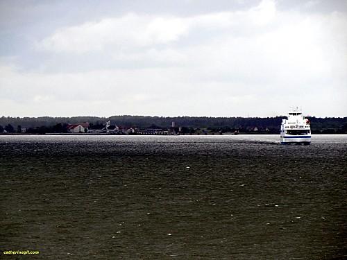 Baltique : ile de Muhu