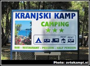 Kranjski Kamp Premantura