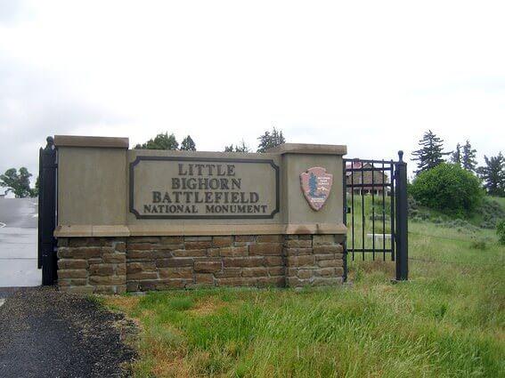 Little Bighorn Battlefied National Monument