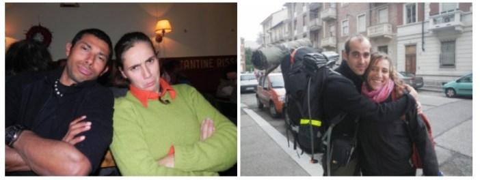 Mara et Marta, Fabriny et Valter à Turin