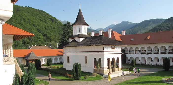 monastère sambata de sus