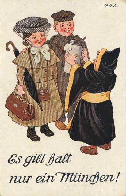 oktoberfest munchner kindl