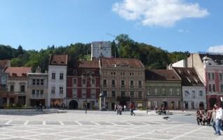 Place de Brasov