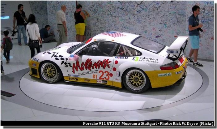 Porsche 911 GT3 RS Porsche Museum