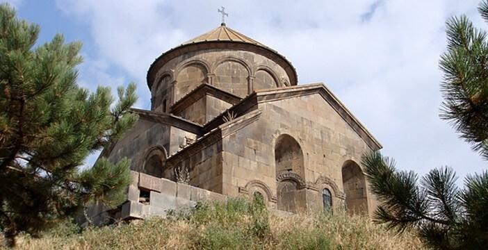 Sissian Eglise Saint Jean Arménie