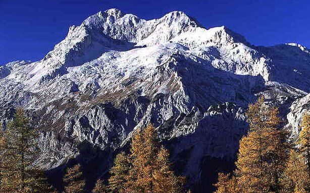 Triglav, sommet le plus haut - Source caingram.info