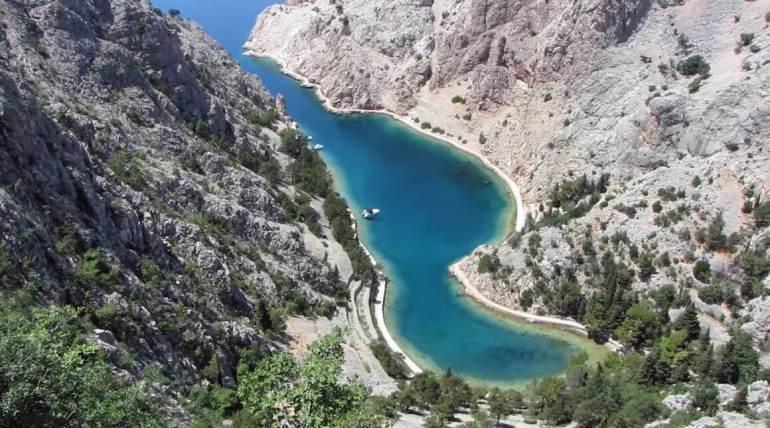 Uvala Zavratnica près de Jablanac
