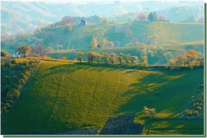 Vuglec breg en Krapina Zagorje