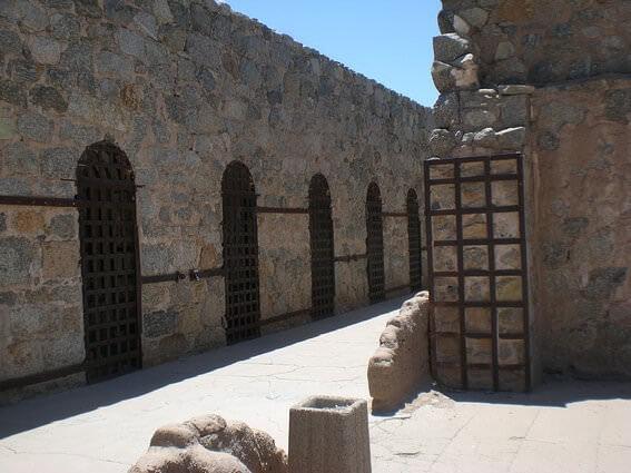 Yuma territorial prison cellules