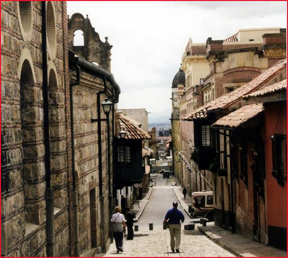 bogota rue