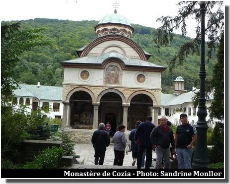 cozia monastere roumanie