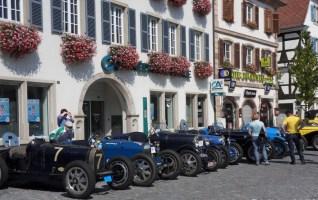 festival Bugatti Molsheim Alsace