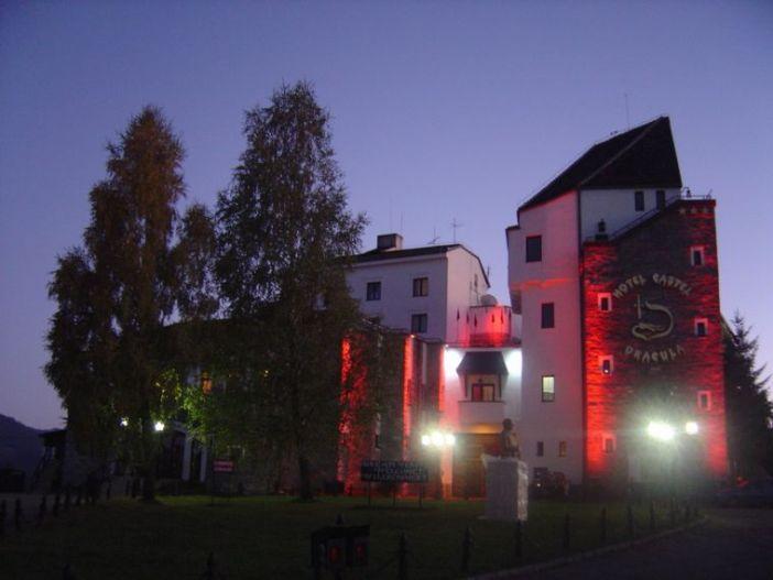 hotel castel dracula roumanie