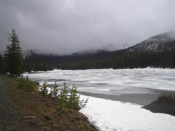 lacs Sylvan et Eleanor