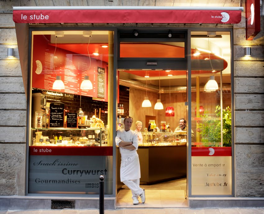 le stube paris snack cuisine allemande