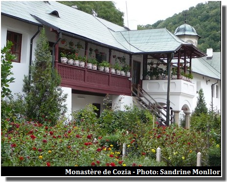 monastere cozia Jardins