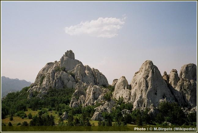monts Paklenica
