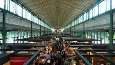 munich marche Schrannenhalle Viktualienmarkt