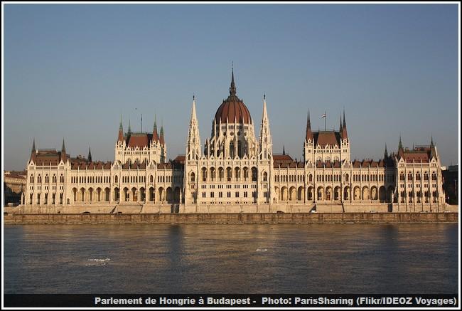 parlement de hongrie budapest