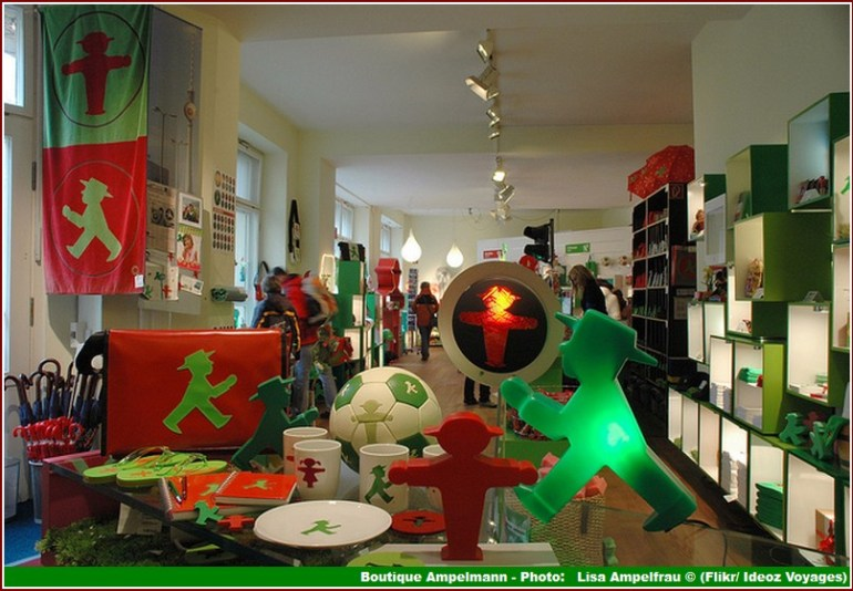 Berlin Boutique Ampelmann