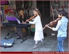 Belgrade jeunes musiciens