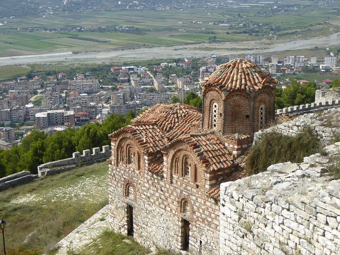 Berat Eglise byzantine