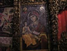 Berat icone vierge Marie