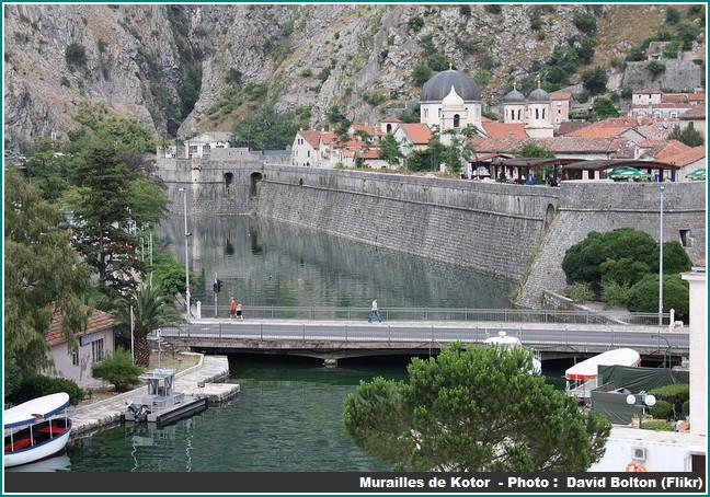 Kotor fortifications