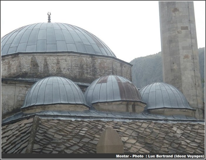 Mosquee Mostar