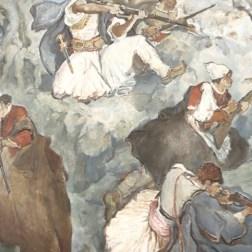 Musee Gjirokaster bataille albanie