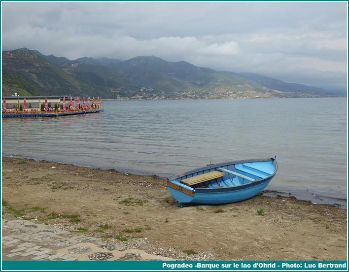 pogradec lac Ohrid