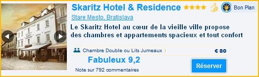 skaritz hotel bratislava