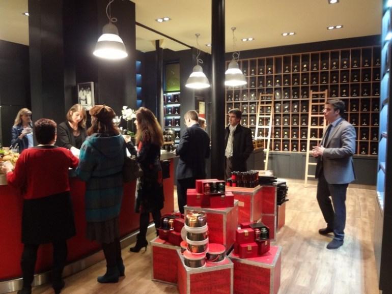 Boutique Dammann Freres Paris