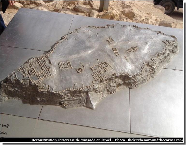 Reconstitution forteresse Massada