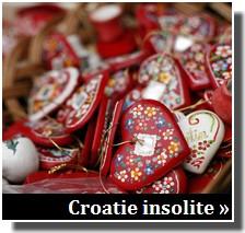 visiter la croatie insolite