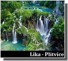 visiter plitvice tourisme lika