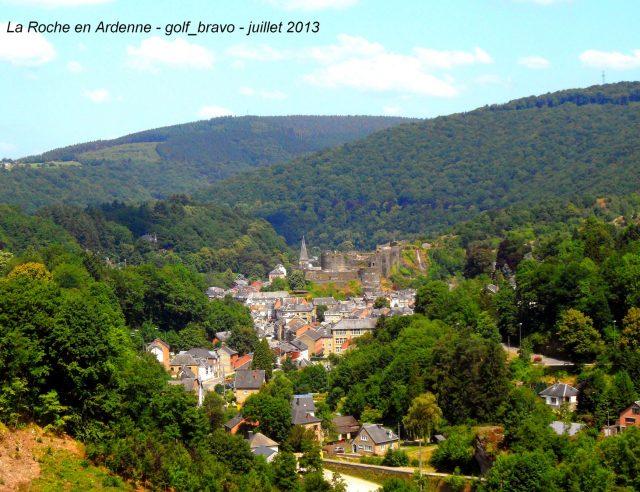 Ardenne belge Laroche