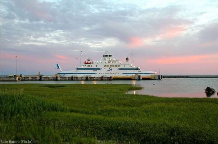 Hiiumaa ferry Rohuküla