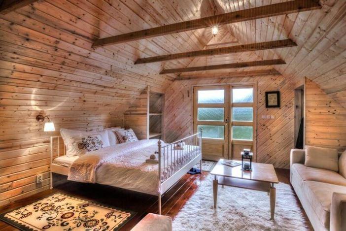 Linden Tree Retreat chambre chalet dans le Velebit Nord