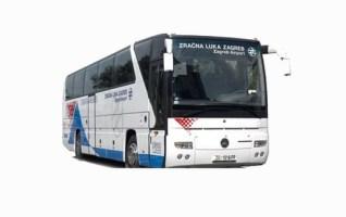 bus en croatie