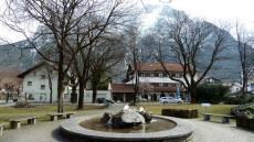 Mittenwald fontaine