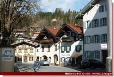 Mittenwald maisons
