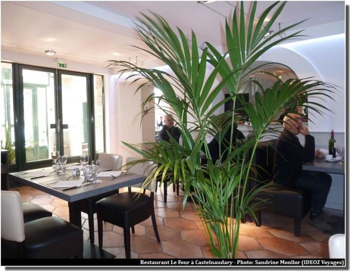 castelnaudary restaurant le four  salle